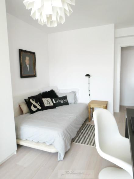 Dormitorio invitados, Paula Duarte Interiores
