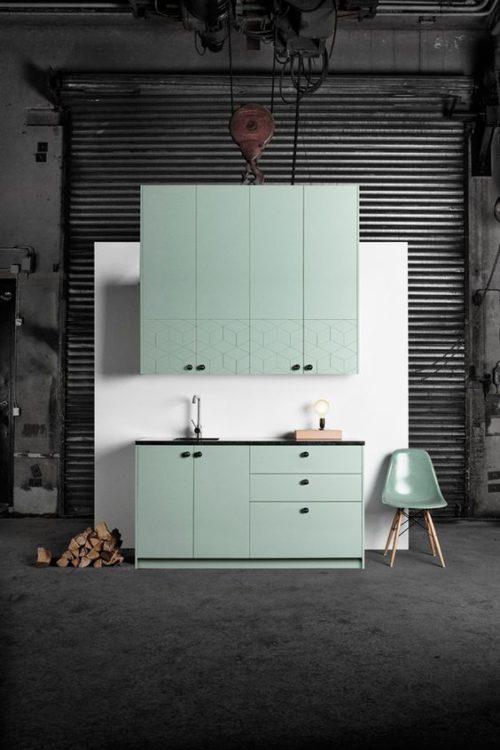 la idea inicial de mis clientes es que los muebles vayan en este color no obstante l opinando sobre la idea encuentra que la imagen inicial