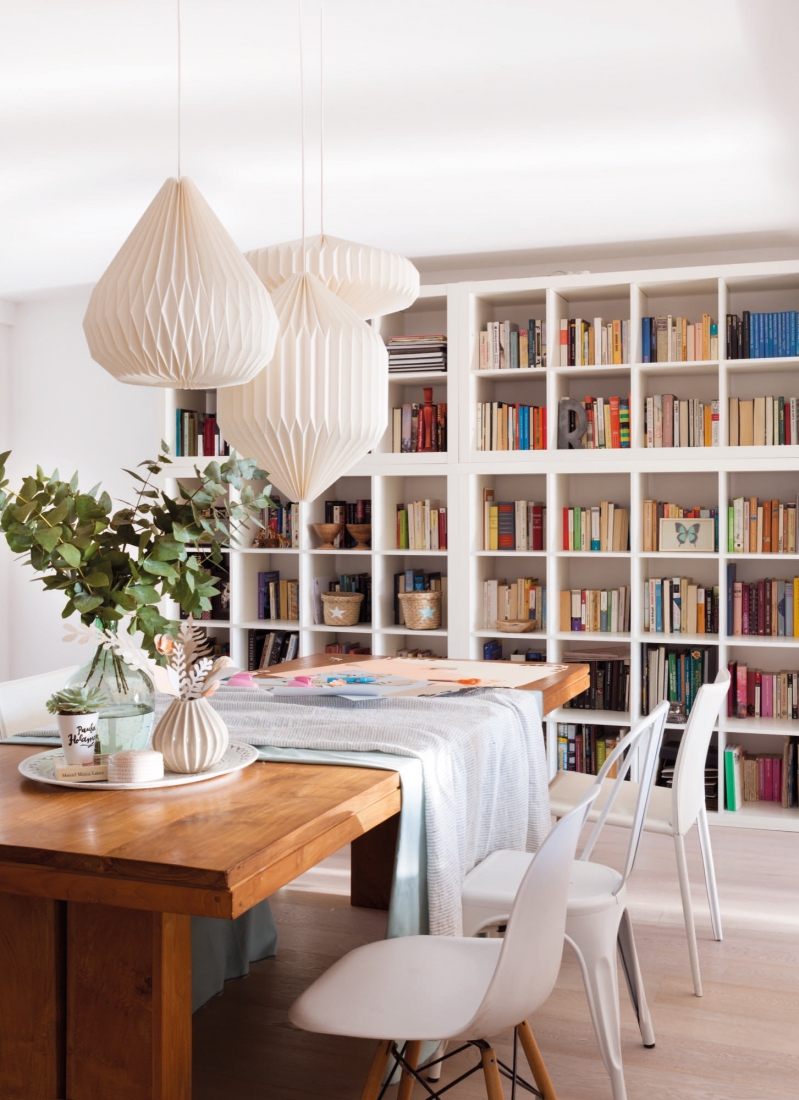 La casa de paula duarte en la revista el mueble - Television en casa ...