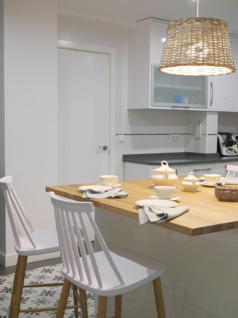 Muebles de cocina hechos de obra simple ganar espacios - Muebles de cocina hechos de obra ...